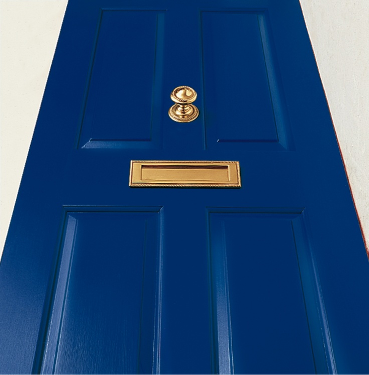 Sandtex 10 Year Exterior Gloss In Oxford Blue Knock Knock Pinterest Blue Oxfords And 10 Years