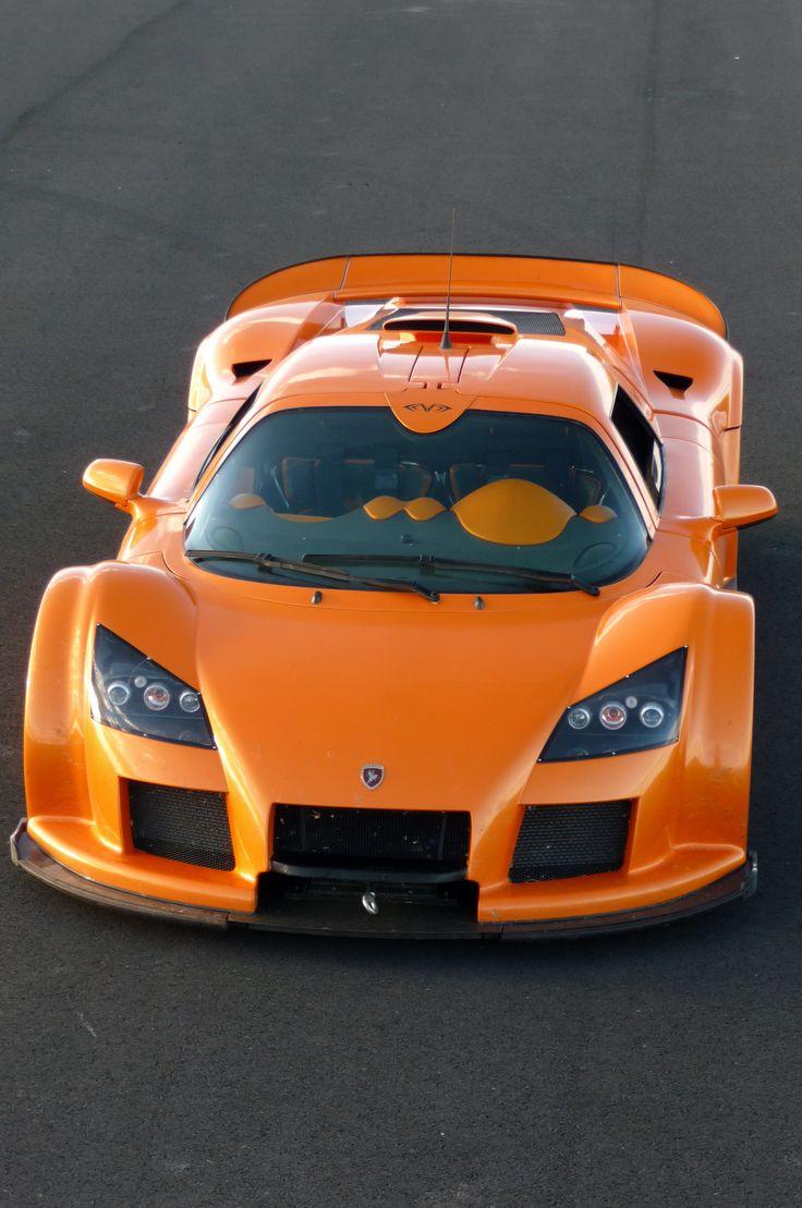 Gumpert Apollo Geneva sports cars