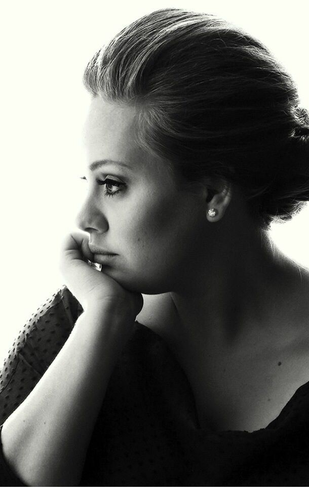 Adele. A beautiful voice and a gorgeous woman. Not only that, but she sings from the heart and is one of the most real celebrities out there.