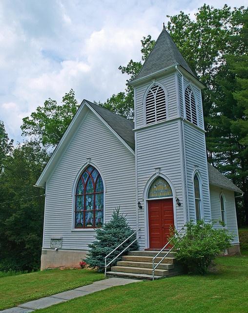 United Methodist Church, Milanville, PA