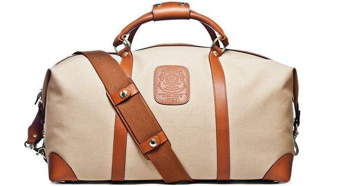 Ghurka Cavalier Travel Bag | Kaufmann Mercantile