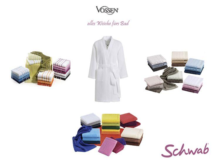 Von #Vossen findet Ihr bei uns zum Beispiel tolle Handtücher und Bademäntel
