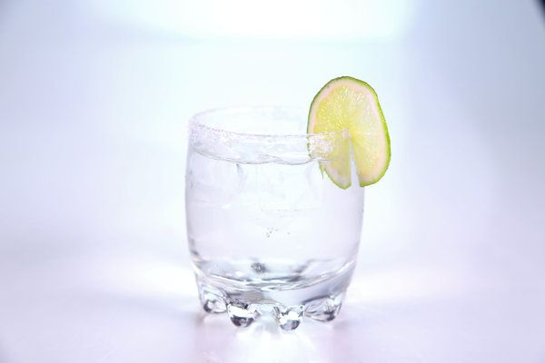the chew - Stephanie March  Margarita Spritzer Recipe: Add some fizz to your margarita with a generous helping of seltzer.