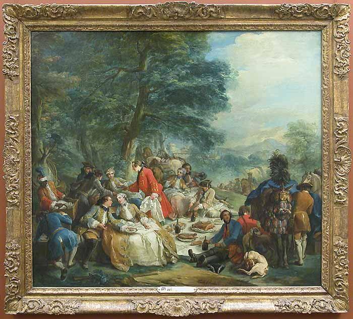 Les 16 meilleures images du tableau 18eme peinture scenes - Paysagiste fontainebleau ...