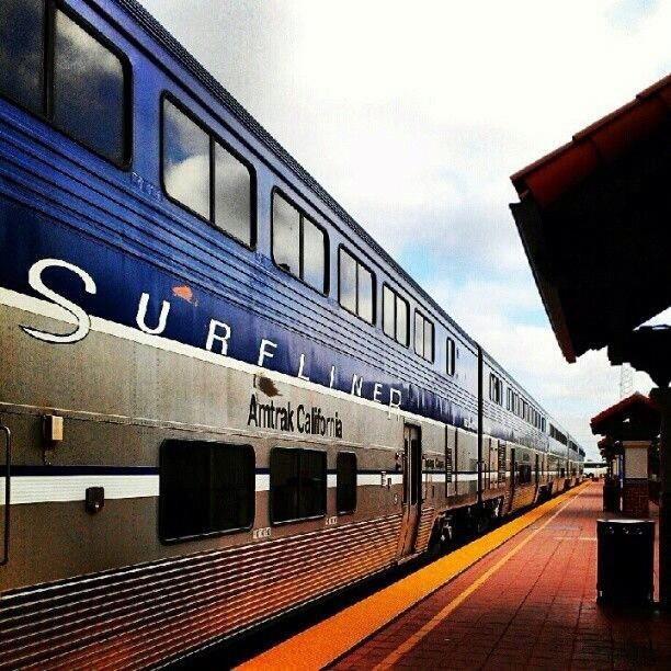 Amtrak Coast Starlight 14: 20 Best Images About AMTRAK TRAINS On Pinterest