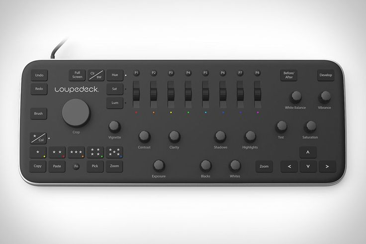 Adobe Lightroom's labyrinth of controls is widely known, and widely accepted as just part of the price you pay for such powerful software. No more. The Loupedeck Lightroom Editing Console gives you physical, real-world controls for your most common adjustments....