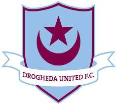 DROGHEDA UNITED football club  - DROGHEDA ireland