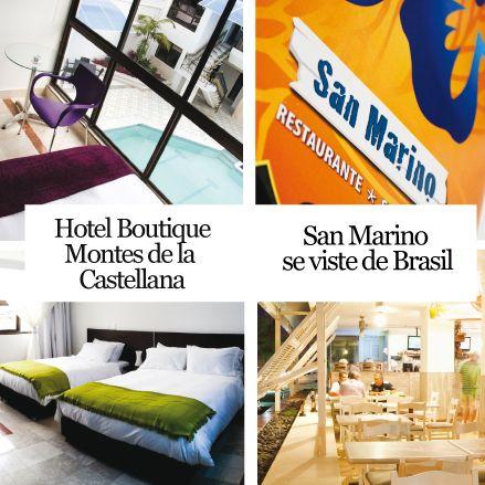 Hotel Boutique Montes de la Castellana (Armenia)/ San Marino se viste de Brasil(Cartagena) http://www.inkomoda.com/hotel-boutique-montes-de-la-castellana-san-marino-se-viste-de-brasil/
