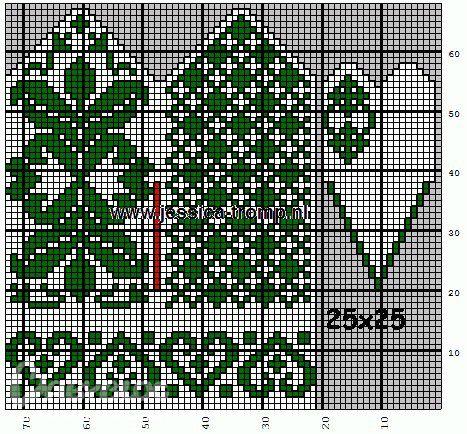 схемы варежек спицами: 14 тыс изображений найдено в Яндекс.Картинках