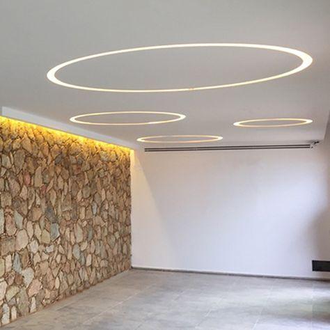 Microblade Circle Light In 2019