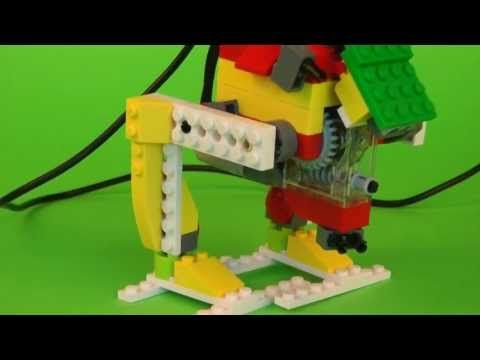 AT-ST Walker - LEGO WeDo