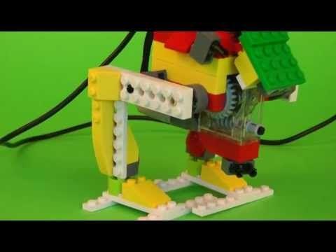 AT-ST Walker - LEGO WeDo
