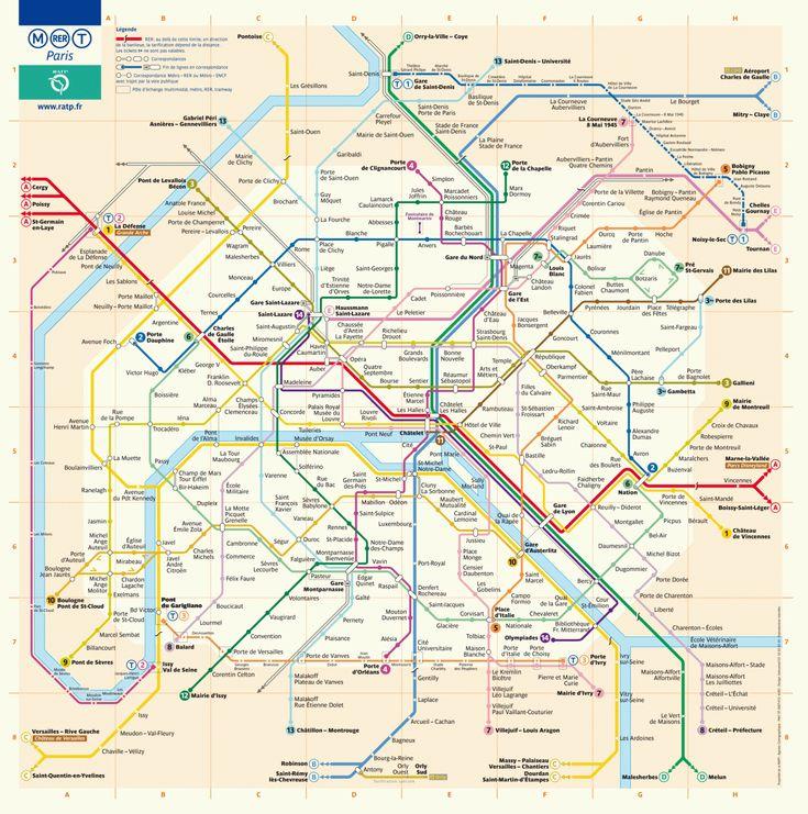 Descarga la Aplicación oficial del Metro de París no solo te dice la mejor ruta, sino te avisa al momento y si estas conectado a un wifi si hay algún retraso en alguna línea del metro. También mantente informado sobre cambio de tarifas en su página RATP.