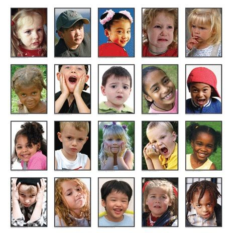 Dramales rond emoties. De leerlingen tonen allerlei emoties. Al haalbaar vanaf het eerste leerjaar.