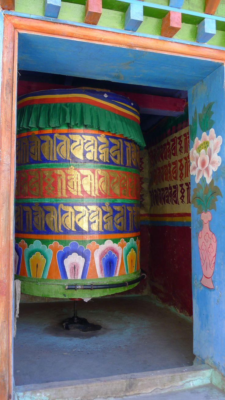 #prayerwheels #buddhism #visitnepal