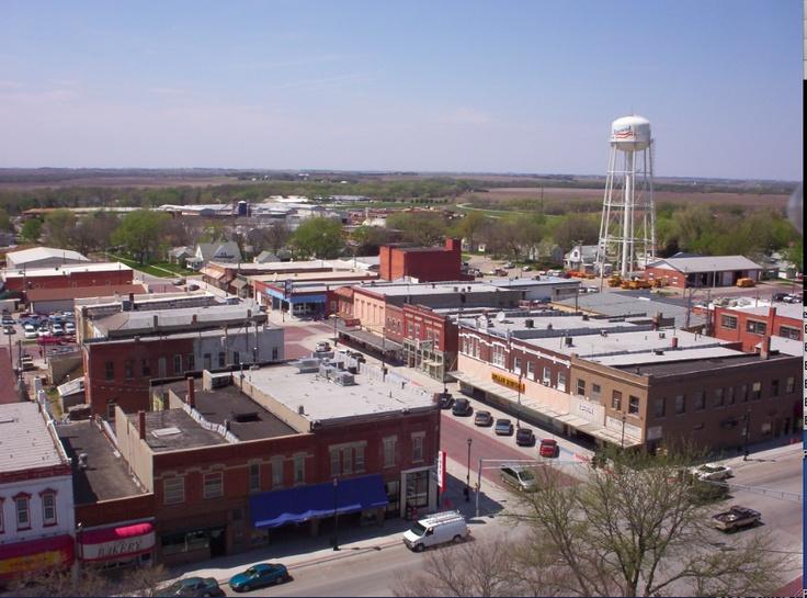 (Downtown) Seward, Nebraska