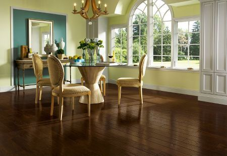 Learn more about Armstrong Hickory - Smokehouse and order a sample or find a flooring store near you.