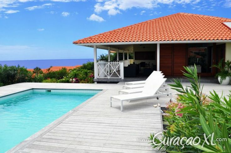 Villa Mi Mérito - #Boca #Gentil - Vakantiehuizen #Curacao - CuraçaoXL