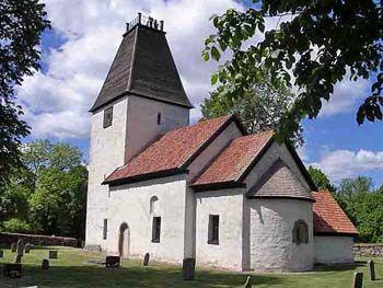 Kumlaby kyrka, Visingsö, Småland