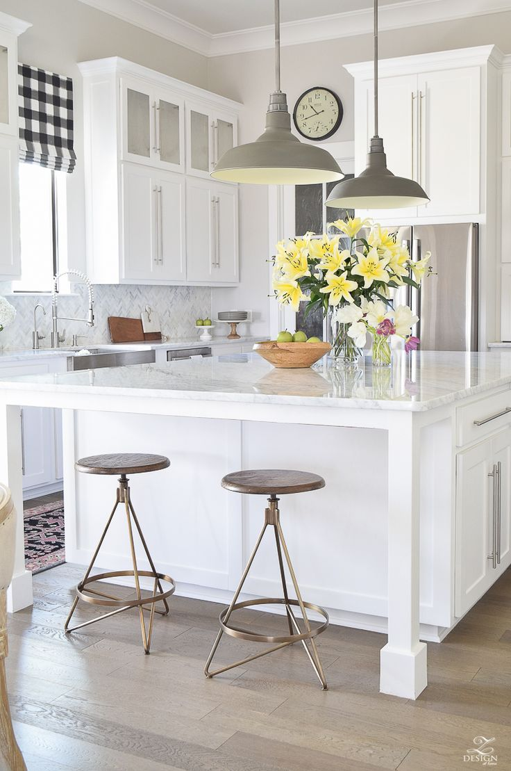 252 best Kitchen Inspo images on Pinterest | Dream kitchens, White ...