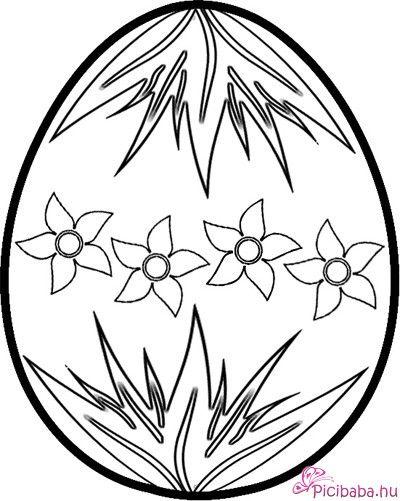 Húsvéti tojás színezők