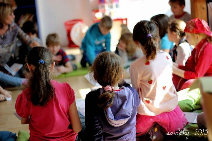 U nás na kopečku: Čtenářská dílna ...tip pro učitele