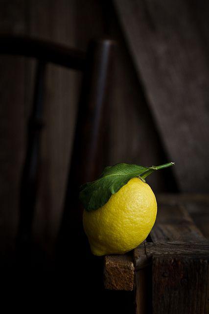 Lemon by bognarreni, via Flickr