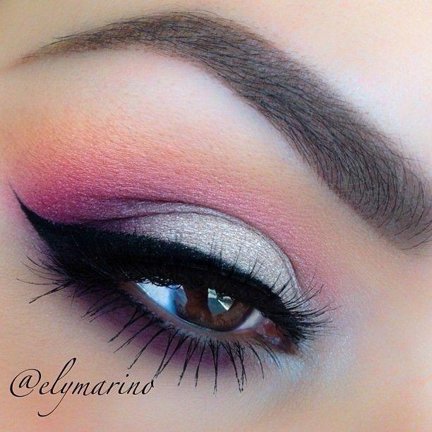Sunset-smokey-eye-makeup.jpg (612×612)