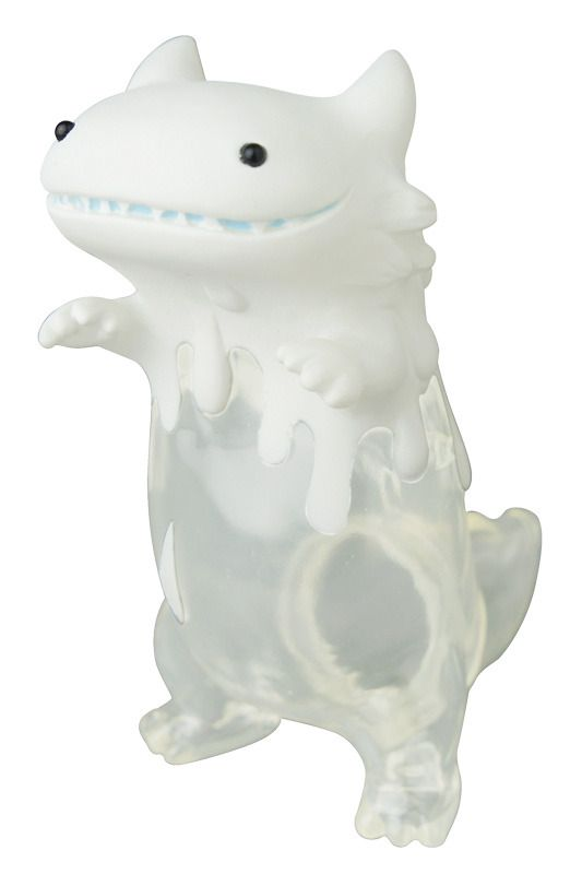 "SpankyStokes.com | Vinyl Toys, Art, Culture, & Everything Inbetween: KORATERS × Medicom Toy's ""Salamander Kaiju Byron"" Release!"