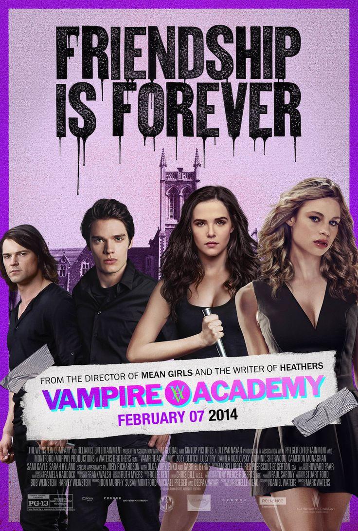Vampire Academy (2014) | Upcoming Horror Movie