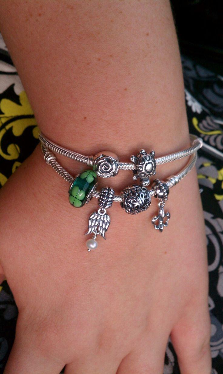 Pandora Bracelet Design Ideas navy sparkle key pandora bracelet Cute Pandora Bracelets Pandorabracelet Silver Murano