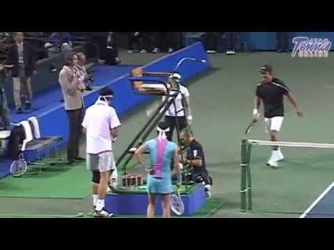 テニス錦織圭vsナダル 全豪オープンテニス2014 R4 長編HD - YouTube