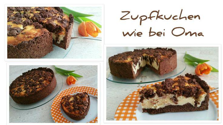 """#7 Ein Sonntag ohne Kuchen ist kein Sonntag"""" – Zupfkuchen à la Oma Es ist wieder Sonntag. Es ist wieder Zeit für Kuchen. Zeit für Zupfkuchen. Danach verlangen meine kranken Kinder vehem…"""
