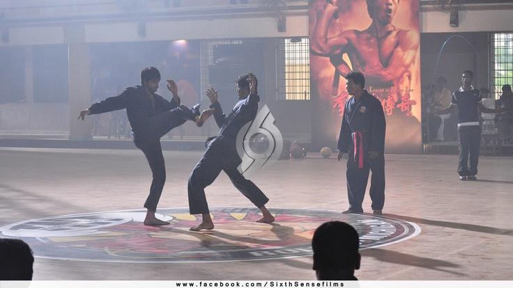 Ethiri en 3,  Srikanth Fighting scene..