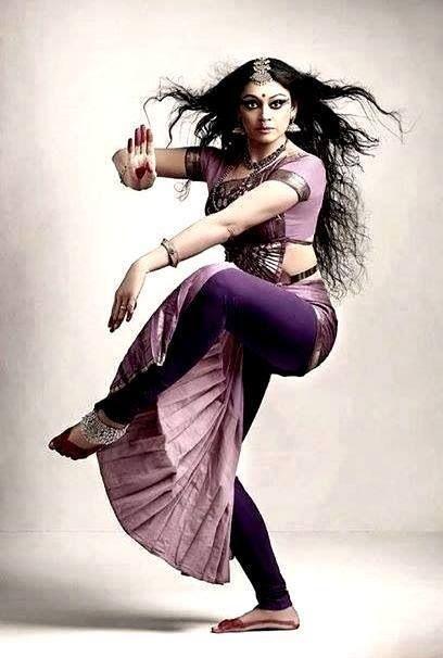 Shobana...Bharatnatyam dancer