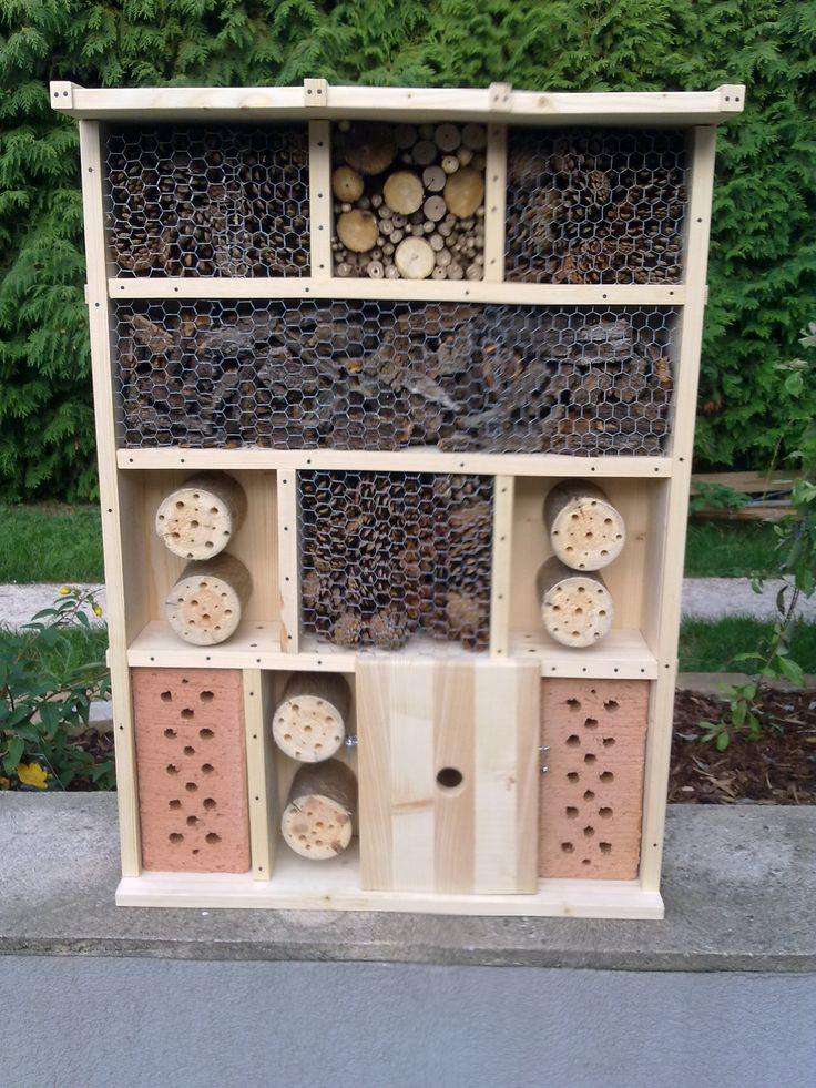 25 einzigartige insektenhotel selber bauen ideen auf pinterest insektenhotel selber machen. Black Bedroom Furniture Sets. Home Design Ideas