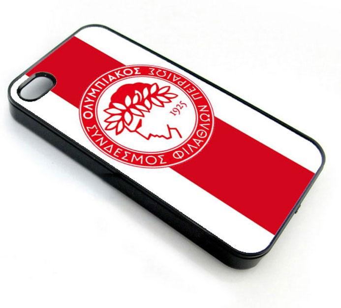Olympiakos Piraeus - iPhone 4 Case, iPhone 4s