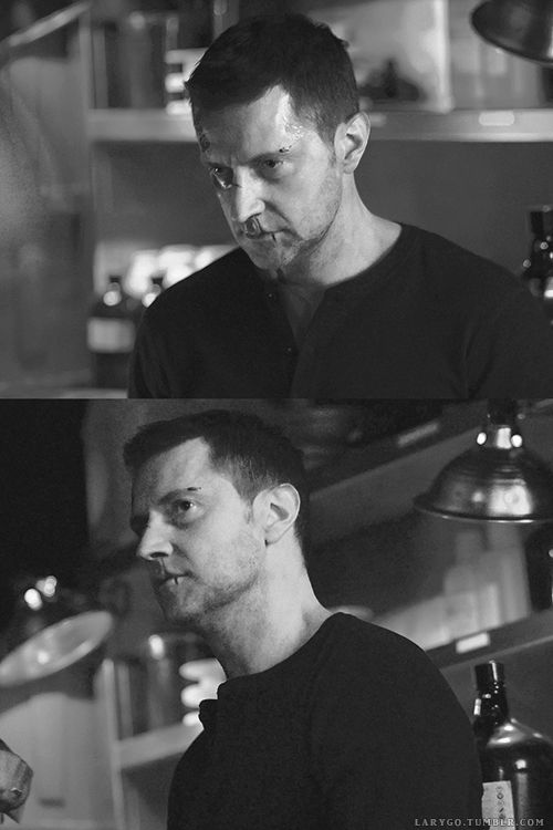 "Hannibal ""The Number of the Beast is 666"" (3x12) - Richard Armitage as the Great Red Dragon/ Francis Dolarhyde"