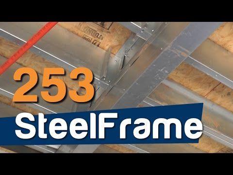 "9 - ""Steel-Frame Gaúcho"" & ""BARBIERI"" - Fixando chapas ""OSB, plywood ou cimentícias"" - YouTube"