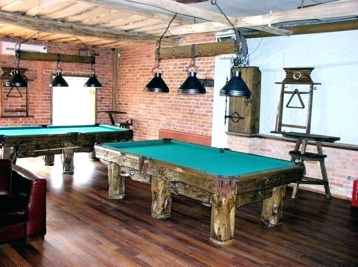 Pool Table Lighting Ideas Awesome Light Fixtures Unique Simple