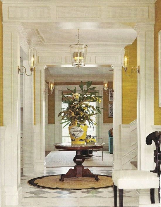 Foyer Wallpaper List : Best images about foyers and hallways on pinterest