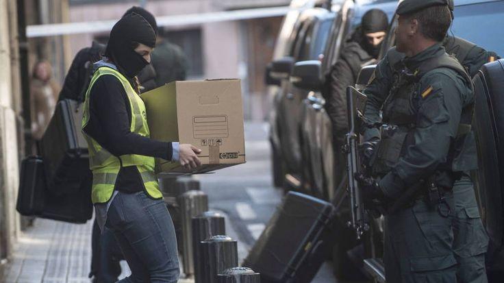 Detenido en España un presunto yihadista vinculado a célula de atentados 11S