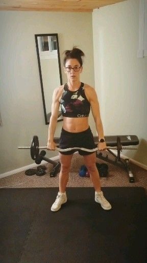 The ultimate fat burning full body barbell workout for women – Übungen