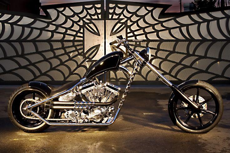 West Coast Choppers – Jesse James Design