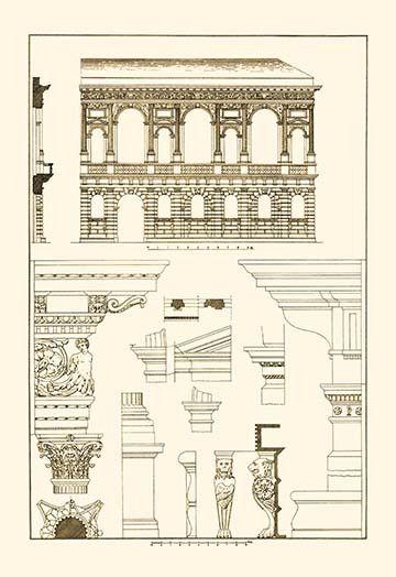 Elegant Palazzo Bevilacqua at Verona