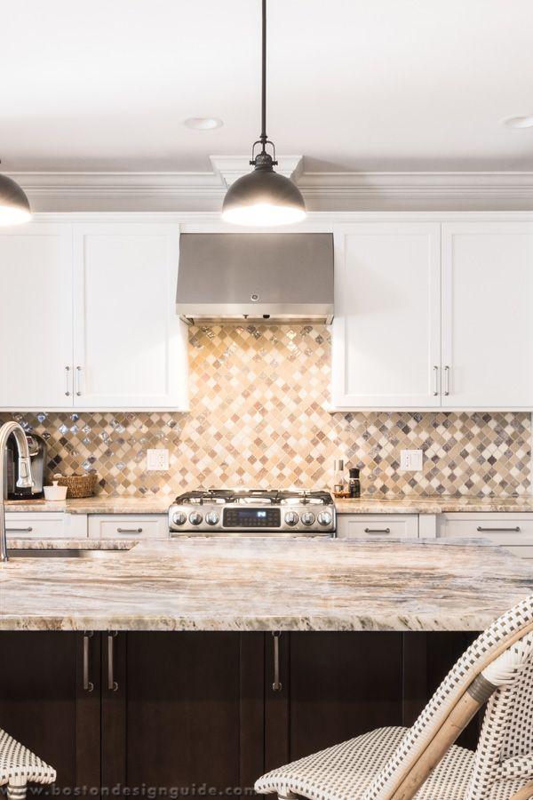 568 best Kitchen images on Pinterest Custom kitchens White