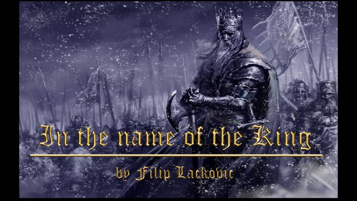 Celtic Medieval Music - In the name of the King