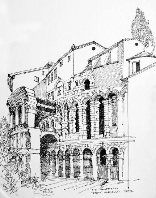 ROME, Teatro di Marcello