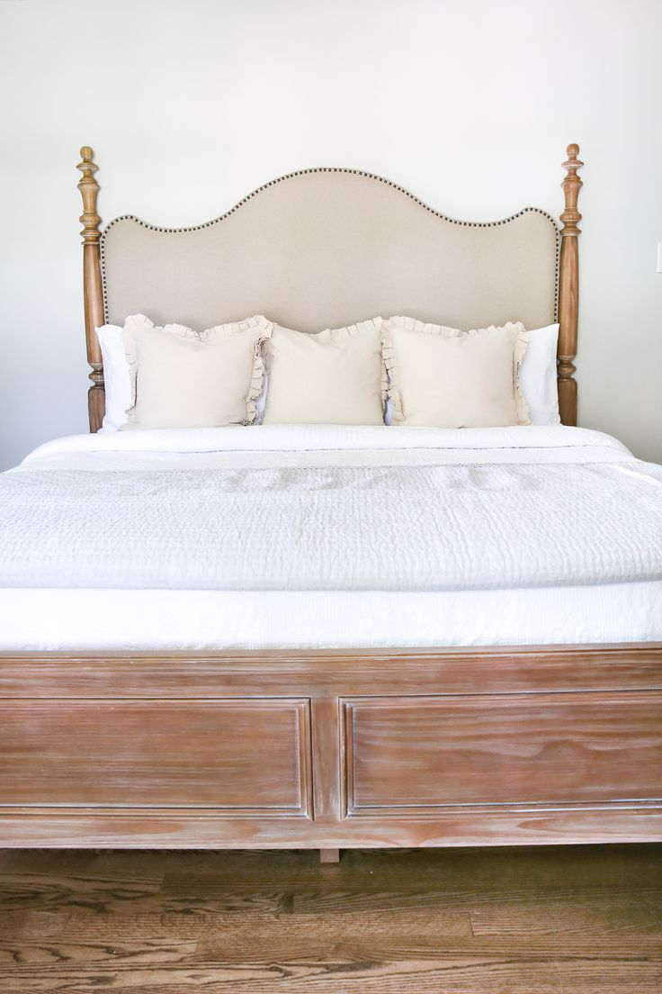 445 Best Images About Bedrooms On Pinterest Upholstered