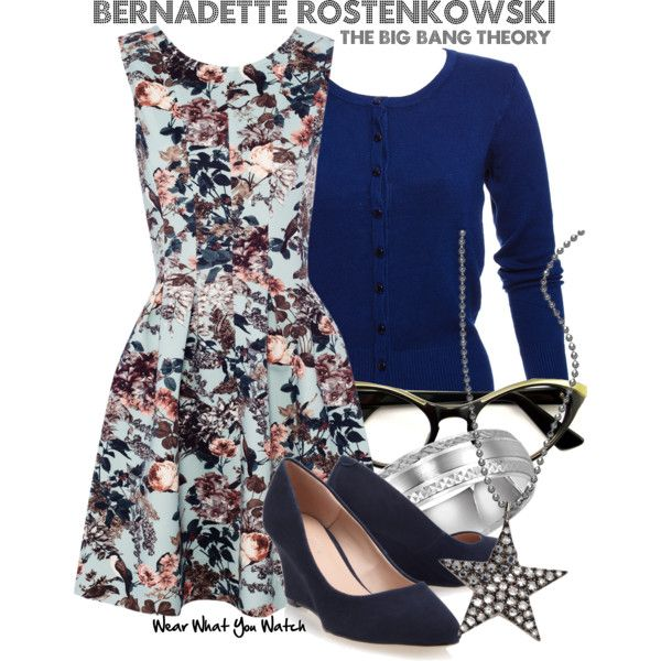 Popular Inspired by Melissa Rauch as Bernadette Rostenkowski on The Big Bang Theory
